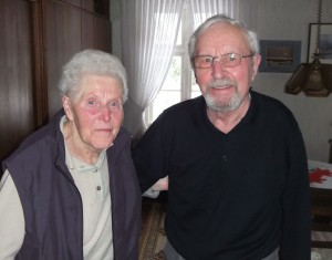 Sönke und Friedel Asmussen