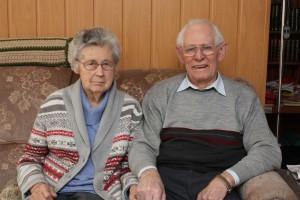 Gustav und Lene Sörensen