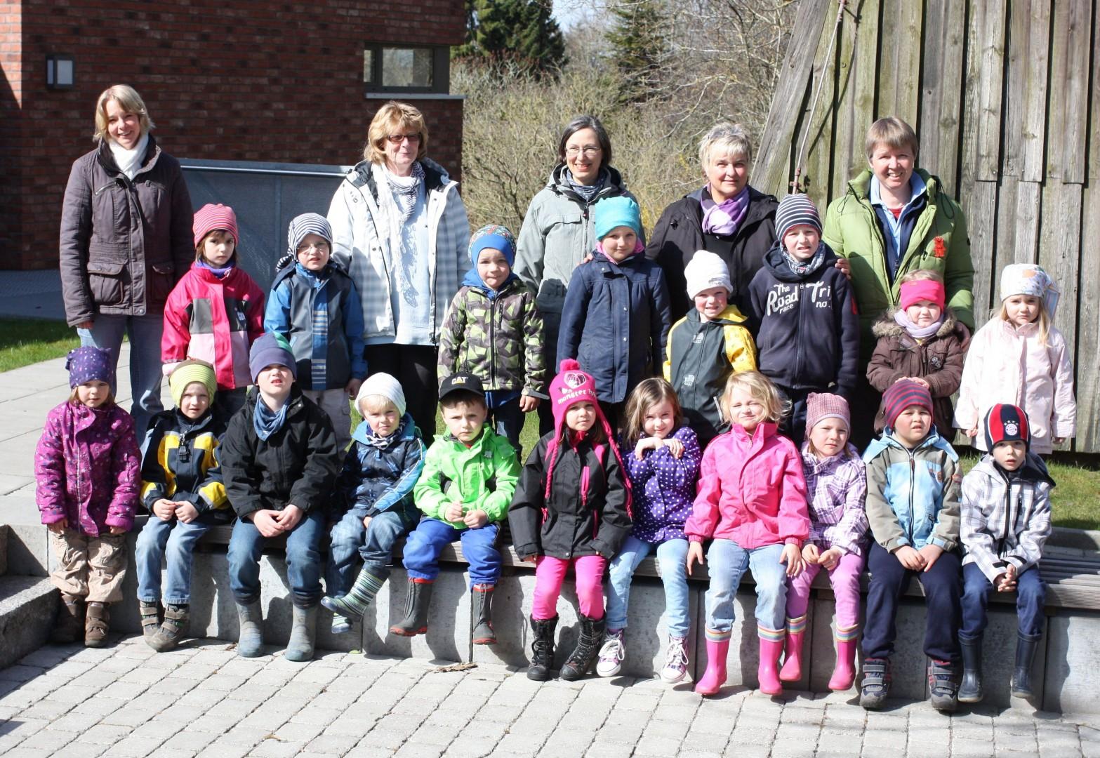 Kindergarten Stedesand