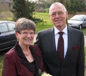 Goldene Hochzeit Hans Magda Engelhard Nissen