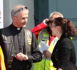 Pastor Uwe Stiller Mogo 2014 Husum