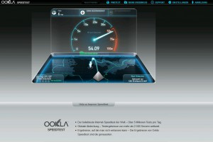 Speedtest neu