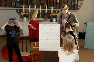 Reformation Schule Kirche