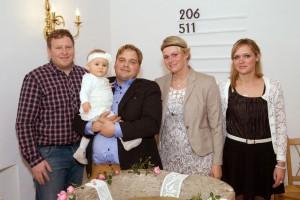 Taufe Meila Elba Jensen Asmussen Stedesand