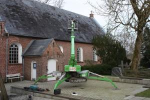 Dacharbeiten Stedesand