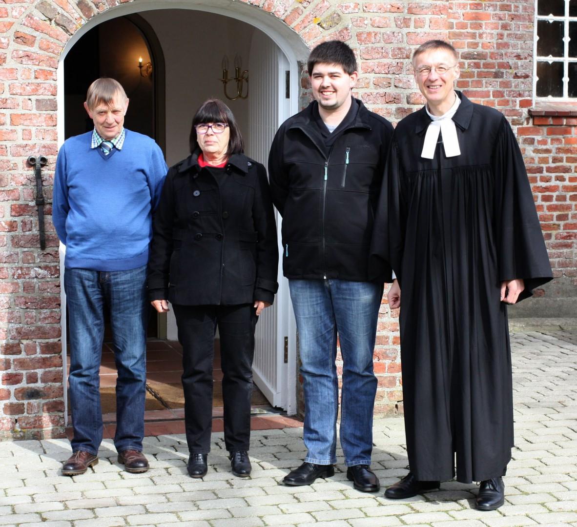 Einführung Maik Enseleit Stedesand