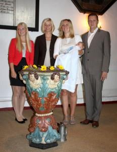 Taufe Janne Hoffmann Enge