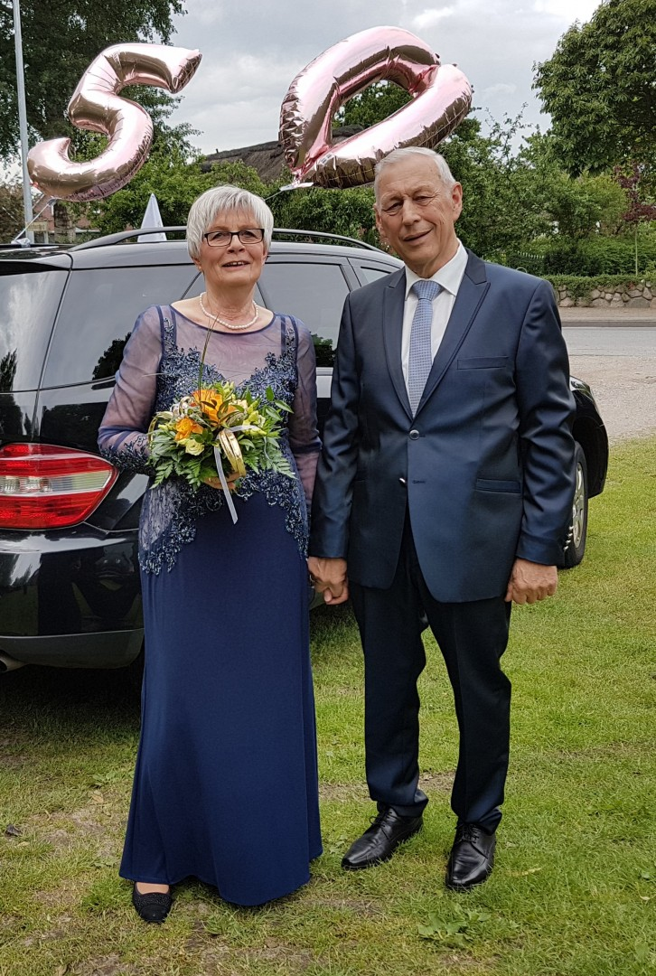Goldene Hochzeit Neu