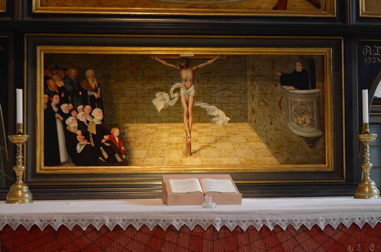 Altar Cranach